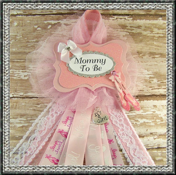 mommy to be corsage baby shower corsage mom badge mom corsage