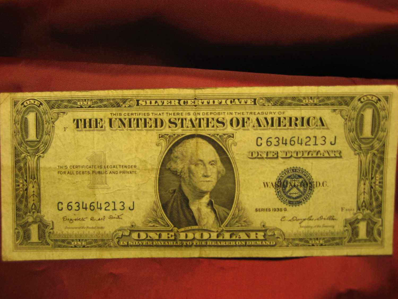1935 500 Bill Worth 100 Old Antique Rare 1935 1957 Us Blue Seal