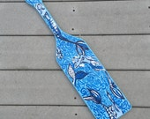 Nice Tail Inspired Mermaid Hand-painted Paddle