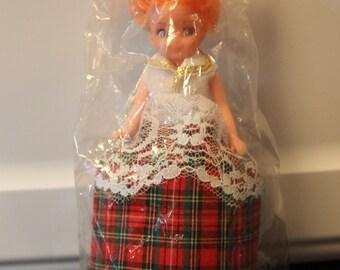Ultra Cool Thimblina Pincushion Doll - Sewing Pincushion