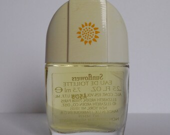 Miniature perfume from Elizabeth ARDEN SUNFLOWERS