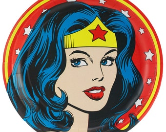 1970's Wonder Women Vintage Image Tee Shirt