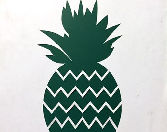 Paper cutting template, personal use.  If you were a fruit you would be a fineapple.  DIY