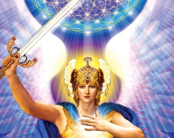 Messages from Archangel Michael-Intuitive Oracle Reading with Channeled Message