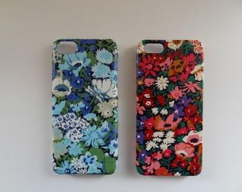 Liberty fabric iPhone & Samsung Galaxy case - Thorpe