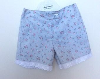 Shorts sea girl size 4 years