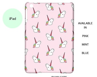 Unicorn iPad case,cute ipad,unicorn,kawaii,ipad,ipad mini,ipad,ipad 3 4,ipad 2,cute ipad case,ipad cover,illustration,ipad 3,ipad 2,pink,s5