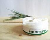 Pine Feet Cream, Feet Cream, Pine Foot Cream, Foot Cream, Feet Moisturizer, Organic Feet Cream, Organic Foot Cream, Pine Cream