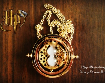Harry Potter TIME TURNER pendant (replica)