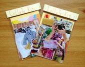 Yellow Summer Collage Kit
