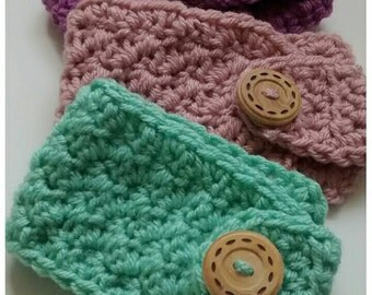 Coffee Cup Cozy (SET of 3) (colorful coffee cozies) (tea cozy set) (coffee mug cozy) (coffee mug wrap) (coffee coozy)(hot tea cozy)