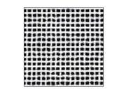"56 hpi Silk Gauze Fabric, 8"" x 3"", Ecru, unmounted, miniature needlework, counted threadwork fabric, petit point, miniature needlepoint"