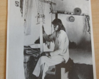 Two Vintage Native American Postcards/ Tombstone Arizona