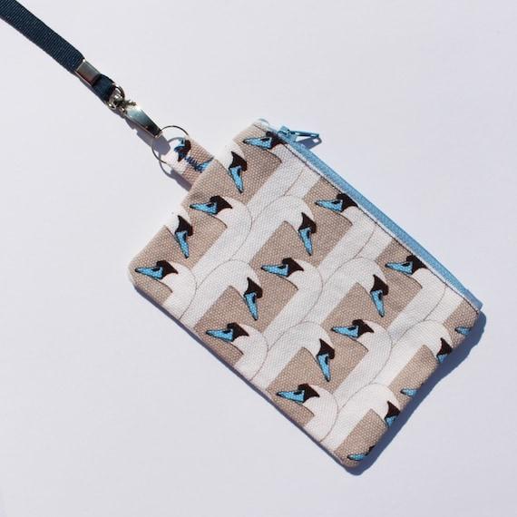 SWAN coin purse