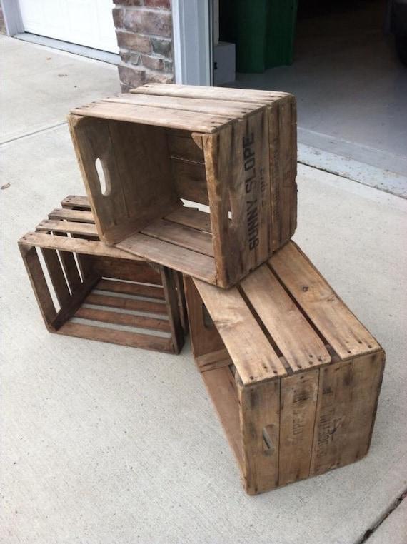 apple crates deals on 1001 blocks. Black Bedroom Furniture Sets. Home Design Ideas