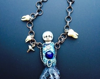 Tooth Fairy Talisman Collection Necklace