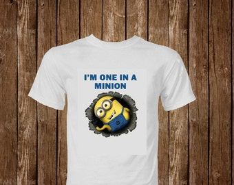 Minion Iron On Transfer Instant Download