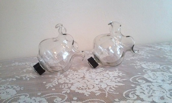Wall Sconce Candle Holder Replacement : Replacement Glass Shade Sconce Votive Holder