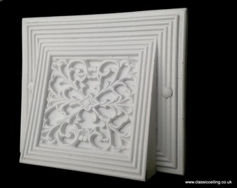 """Victorian Air Vent cover 8 X 7"""" cast effect ,cowl,air vent cover,tumble drier, exterior use"""