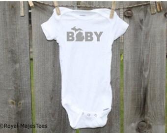 Michigan Baby Onesies®