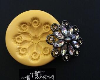 Brooch Silicone Mold