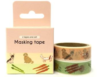 Childhood 2pc Set Washi Tape (4.9m x 2) ST14730