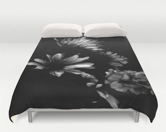 DARK BEAUTY  Duvet Cover