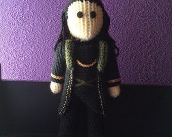 Crochet Loki