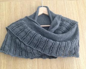 Top of shoulder shawl