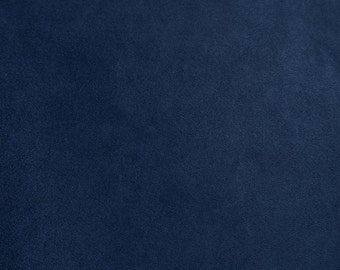 Solid Cuddle 3® Navy Shannon Fabrics