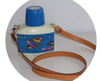80's Bambi Disney Canteen Drink Container/Flask