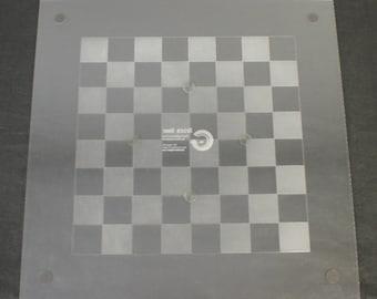 Chess/Checkers Board - Acrylic