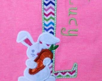 Easter Shirt, Bunny Birthday Shirt, Rabbit Birthday Shirt, Easter Bunny Shirt, Cottontail Easter Shirt, Easter Shirt, Easter Onesie