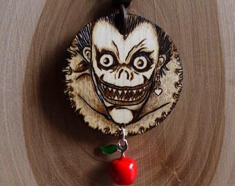 Death Note Ryuk Shinigami necklace