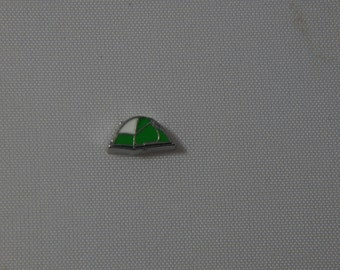 Camping Tent Floating Charm