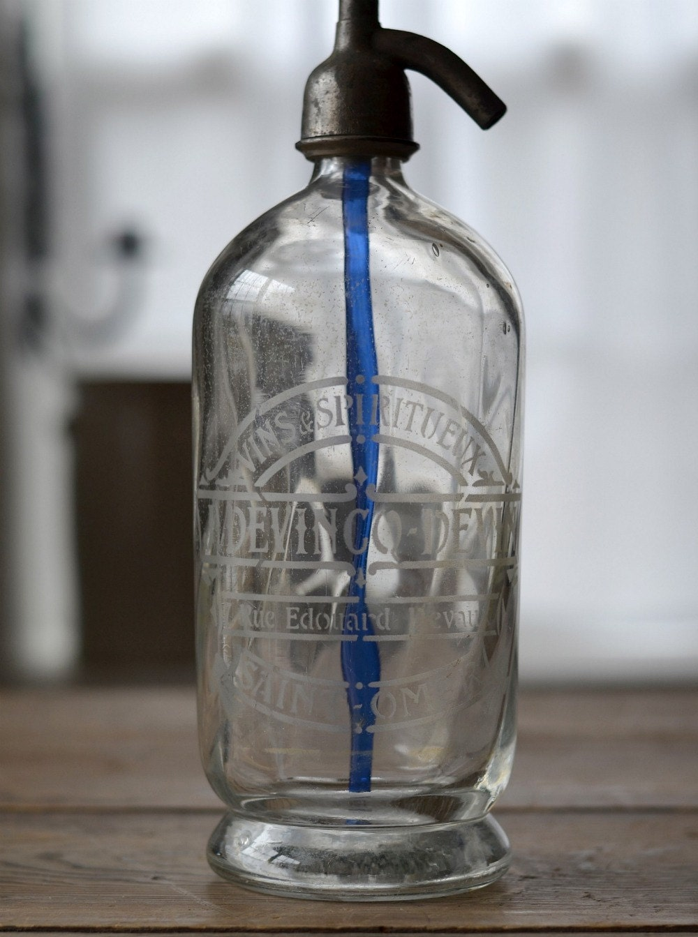 Antique Seltser Bottles