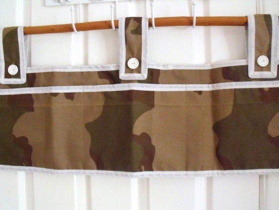 Bunk Bed Caddy Organizer Camo Bunk Bed Caddy