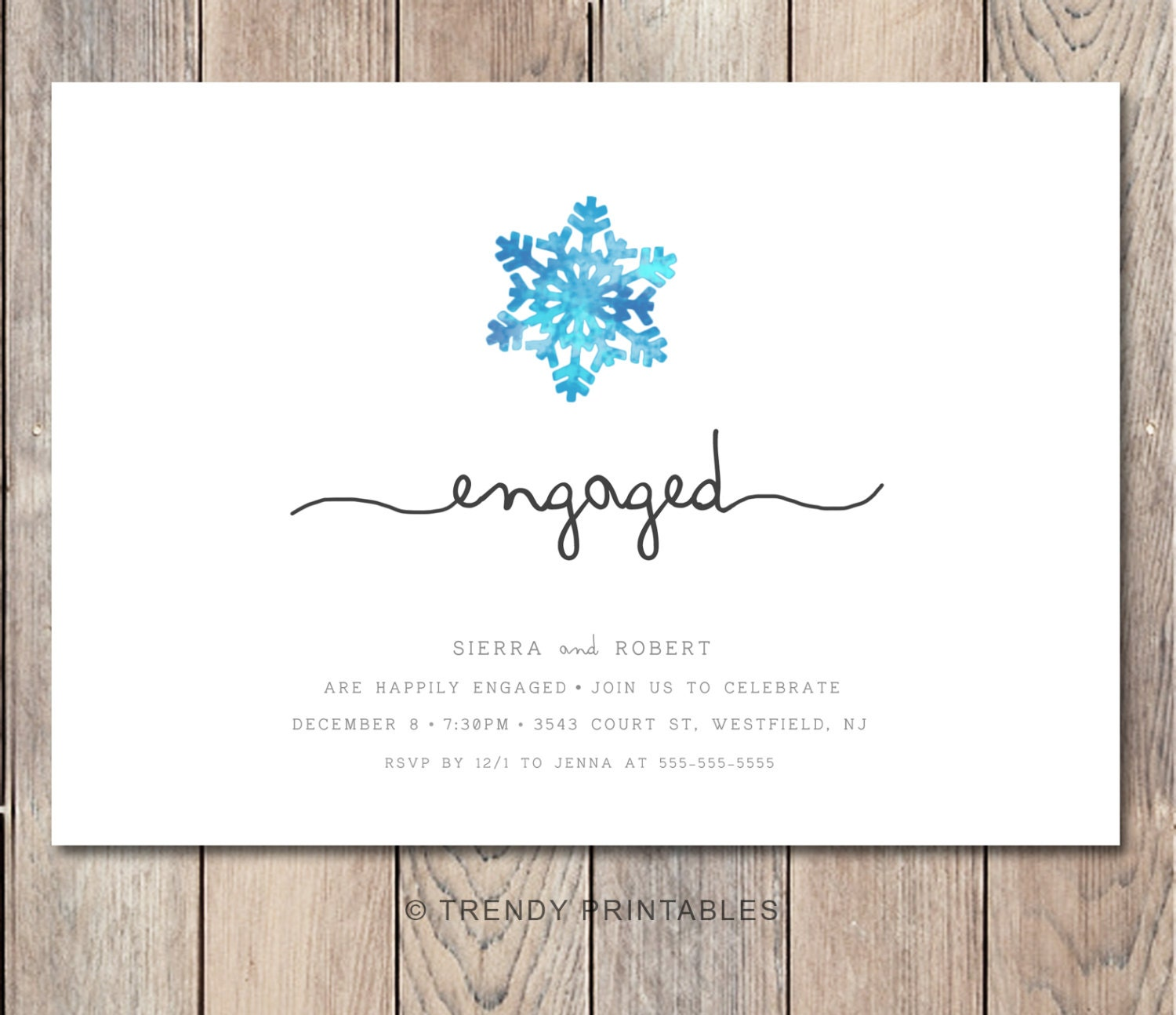 Engagement Party Invitation Christmas Engagement Party – How to Word Engagement Party Invitations