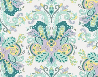 Poetic Saddle Refresh fabric (sold in 1/2 yard increments) From Anna Elise by Bari J. (Art Gallery Fabrics)