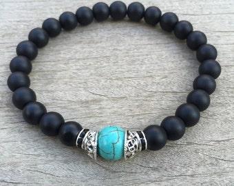 Men's Bracelet - Layering Bracelet - Stack bracelet - Mens Jewelry - Men's Jewelry - Gift for Him - men's gifts - bracelet for men