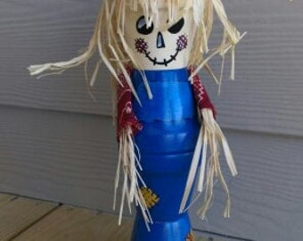 Flower pot Scarecrow
