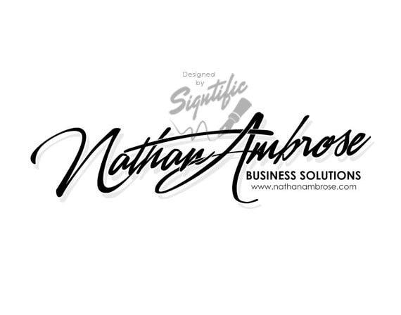 name logo free watermark signature logo design business