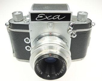Exa Ihagee Dresden Camera