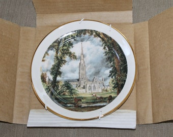 """Arklow stamp says """"Art Collection by Arklow made in Ireland, Decorative Use only"""" .Desert,  Vegetable, Salad, Pasta Serving Plate, EUC"""