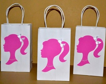 Set Of 12 Party Bags