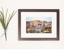 Set of 2 framed prints travel photography puerto rican for Puerto rico home decorations