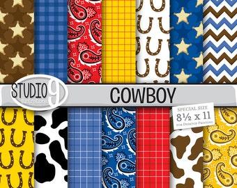 Cow print bandana | Etsy