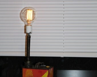 Gas Can lamp