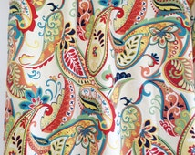 Popular Items For Paisley Curtains On Etsy
