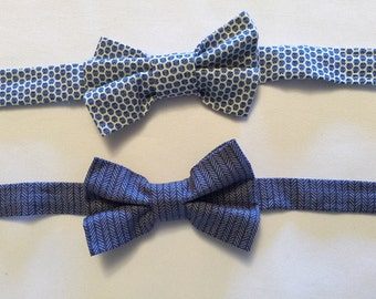 Adjustable Bow Ties | Infant/Toddler Bow Ties | Bow Ties | Hipster Bow Ties